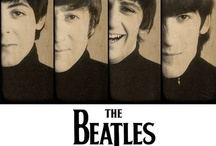 Everything Beatles / by Germaine Kowal