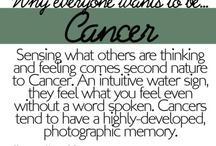 Zodiac fun (Cancer) / by Sonya Sanford