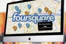 Foursquare & Geolocalizacion / by Bartolomé Borrego Zabala