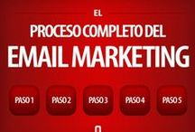 Email Marketing / by Bartolomé Borrego Zabala