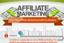 Affiliate Marketing / by Bartolomé Borrego Zabala