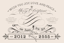 Christmas cards / Cartes de voeux / by Newworks