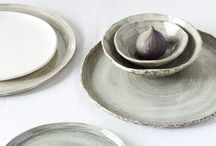 Cook & Dine / I don't have the space, and Mr L would go truly mad, but here's a bunch of gorgeous cookware, serveware and general dinner party paraphernalia that I really want in my life... / by Celia Lacy
