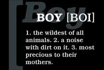 Lets hear it for the BOYS!!! / Blas & Nikolas / by Jennifer Borrego