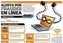 Security / Aspectos sobre seguridad a tener en cuenta a la hora de movernos por Internet, en el Social Media y en las operaciones de eCommerce / by Bartolomé Borrego Zabala