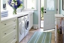 HOME: Laundry Room / by Jennifer Friesen