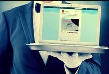Netiquette online / Normas de conducta a la hora de relacionarnos online / by Bartolomé Borrego Zabala