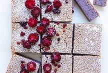 Brownies & Traybakes / Brownies, shortbread, flapjack, tray cakes and tray bakes. Good for when you need to feed a visiting crowd of guests on a weekend. / by Celia Lacy