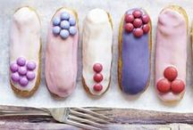 Sugar High / Eclairs, doughnuts, lollies, sweeties / by Celia Lacy