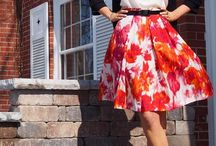 Dress you up in...Skirts / Skirts / by Jennifer Borrego
