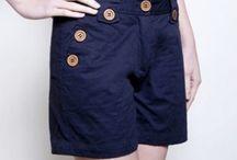 Dress you up in...Shorts / by Jennifer Borrego