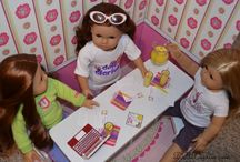 Doll Diaries / Doll related photos, crafts, DIY, fashion and more! / by Char Polanosky