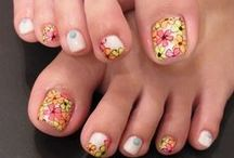 Nail Art / by Lise Sue Wachtman Delawder