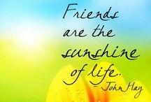 ღ Treasured Friendships ღ / One of the sweetest blessings that God can give to us is the gift of a treasured friend! / by ღ  DeDe Blake  ღ