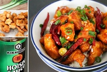 25 Ways to Make Chinese Takeout at Home / Leave your tattered Chinese food delivery menus in the junk drawer where they belong. We've got the recipes to help you recreate 25 classic American-style Chinese takeout dishes right in your own kitchen. / by Malcolm Bedell [FromAway.com]