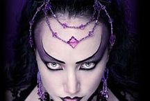 Jewels and Head Pieces / Because overkill is under-rated. WEAR ALL THE THINGS. / by Gina Orr
