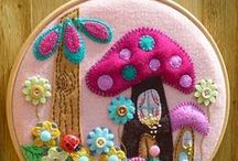 Mom / My Mom likes mushrooms, frogs, faeries and adorable little Mom things. Ideas to make her squee. / by Gina Orr