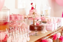 Girl Party Ideas / Party ideas for girls. Kid party ideas / by Carmen Nestares