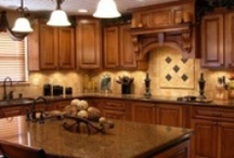 Kitchen - where I run the home / by Cindy Helms