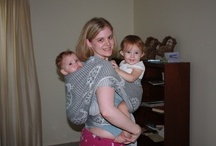 Babywearing- Tutorials / by The Mommy Dialogues