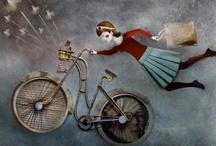 | artista | De Petit Tresor | / Ilustrações De Petit Tresor / by Cris Monteiro