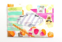 Snail mail...my style / by Liesl