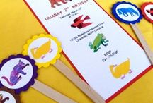 Party Themes & Ideas  / by Emily Stimmel