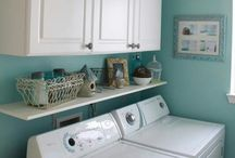 Laundry room / by Christina Schafer