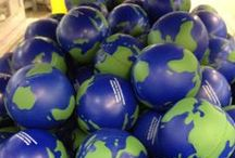 Stress Balls / Next time you're having a hard day at work, take it out on a stress ball! / by Quality Logo Products