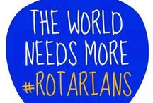 Tell Rotary's story / See how clubs & districts are using Rotary's new voice & visual identity to strengthen Rotary's image. Tag your pins with #rotarystory to share your examples.  / by Rotary