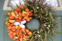 Wreaths / by Jodie Kizziah