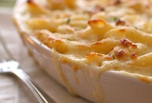 For the Love of Mac and Cheese / by Rachel Manoso