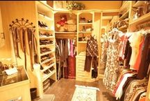 Dream Home: Closets / by Jaclyn Lorimer