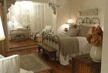 Dream Home: Bedrooms / by Jaclyn Lorimer