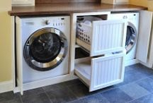 Dream Home: Laundry Rooms / by Jaclyn Lorimer