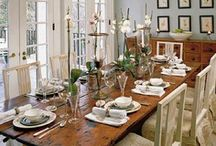 Dream Home: Dining / by Jaclyn Lorimer