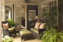 perfect patio / by Mary Felong