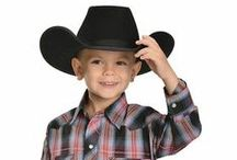 Little Cowboys and Cowgirls / by Sheplers Western Wear