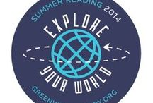 Summer Reading 2014 / Explore Your World / by Greenville Library