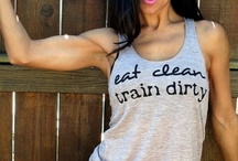 fitness and nutrition / If you want change there's only one way to get healthy lasting results. Hard work and dedication - a lifestyle change. -Jen Gerken. You are what you eat and if you don't use it you lose it.  / by Jennifer Gerken