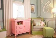 Future Nursery Design Inspiration- Girls / by Stormi Bussey