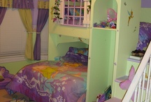 Girls' Rooms Inspiration / by Stormi Bussey