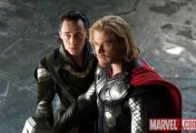 Loki / I am Loki of Asgard and I am burdened with glorious purpose.  / by Marvel Entertainment