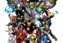 Marvel NOW! / A new beginning for the Marvel Universe. / by Marvel Entertainment