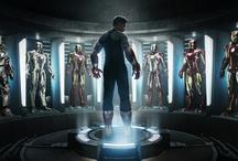 Iron Man / Genius, billionaire, playboy, philanthropist.  / by Marvel Entertainment