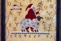 With Thy Needle and Thread / by Stitch and Frog Cross Stitch