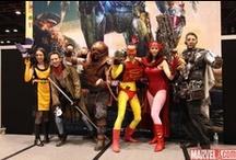 C2E2 2013 / by Marvel Entertainment