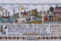 Cross Stitch Samplers / Cross Stitch Samplers  / by Stitch and Frog Cross Stitch