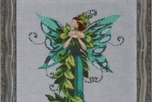 New cross stitch for July 2013! / by Stitch and Frog Cross Stitch