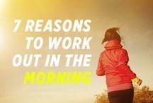 Fitness Motivation  / by Krista Richardson